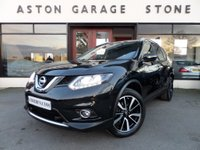 USED 2014 14 NISSAN X-TRAIL 1.6 DCI TEKNA 5d 130 BHP **PAN ROOF * SAT NAV * 7 SEATS * F/S/H** ** PANORAMIC ROOF * 360 DEGREE CAMERAS * SAT NAV * 7 SEATS **
