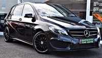 USED 2015 15 MERCEDES-BENZ B CLASS 2.1 B200 CDI AMG LINE PREMIUM PLUS 5d AUTO 7G-DCT 134 BHP £5,000 FACTORY EXTRA'S