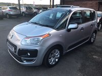 USED 2009 59 CITROEN C3 PICASSO 1.4 PICASSO VTR PLUS 5d 95 BHP ONE LADY OWNER