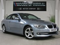 2010 BMW 3 SERIES 2.0 320D SE 2d 181 BHP £6980.00