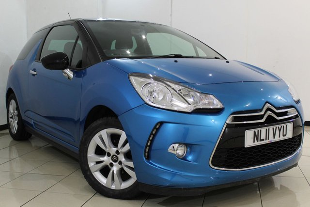 View our 2011 11 CITROEN DS3 1.6 DSTYLE HDI 3DR 90 BHP