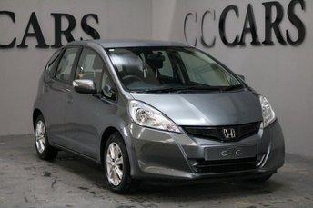 2011 HONDA JAZZ 1.3 I-VTEC ES 5d 98 BHP £5195.00