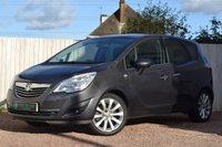 2013 VAUXHALL MERIVA 1.7 SE CDTI 5d AUTO 108 BHP £SOLD