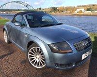 2003 AUDI TT 1.8 ROADSTER 2d 148 BHP £2700.00