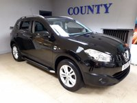 USED 2010 10 NISSAN QASHQAI 1.5 N-TEC DCI 5d 105 BHP * LOW MILES WITH HISTORY *