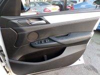 USED 2014 14 BMW X3 2.0 XDRIVE20D M SPORT AUTO 181 BHP **PRO NAV * CAMERA * LEATHER * FDSH** ** PRO NAVIGATION **