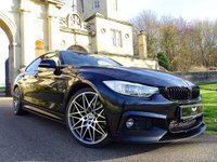 USED 2015 15 BMW 4 SERIES 3.0 430D XDRIVE M SPORT GRAN COUPE 4d AUTO 255 BHP