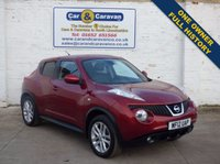 USED 2012 12 NISSAN JUKE 1.6 TEKNA DIG-T 5d AUTO 190 BHP One Owner Full Service History 0% Deposit Finance Available