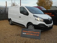 USED 2014 64 RENAULT TRAFIC 1.6 SL29 BUSINESS DCI S/R P/V 5d 115 BHP SWB