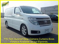 USED 2002 02 NISSAN ELGRAND Highway Star 3.5 Automatic 8 Seats,Sunroof,Curtains,Bose +TWIN SUNROOF+REAR POWER CURTAINS+BOSE+REAR MONITOR+