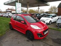 USED 2013 62 PEUGEOT 107 1.0 ACTIVE 3d 68 BHP