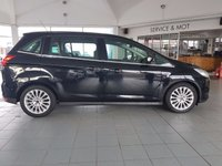 USED 2014 63 FORD GRAND C-MAX 1.6 GRAND TITANIUM TDCI 5d 114 BHP Fantastic family 7 seater vehicle