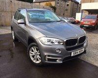 2014 BMW X5 3.0 XDRIVE30D SE 5d AUTO 255 BHP £29995.00