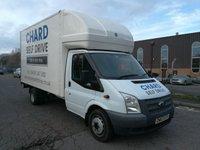 2013 FORD TRANSIT 2.2 350 DRW 1d 124 BHP £10500.00