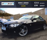 USED 2010 60 BMW 3 SERIES 2.0 320D M SPORT 2d 181 BHP