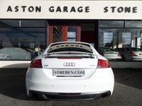 USED 2011 61 AUDI TT 2.0 TFSI S LINE BLACK EDITION 2d AUTO 208 BHP **BOSE** ** BOSE * 19 INCH ALLOYS * ONE OWNER **