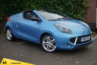 USED 2011 11 RENAULT WIND ROADSTER 1.6 DYNAMIQUE VVT 2d CONVERTIBLE * 128 POINT AA INSPECTED *
