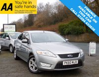 USED 2010 60 FORD MONDEO 2.0 ZETEC TDCI 5d 161 BHP EXCELLENT CONDITION BOTH INSIDE AND OUT, FULL SERVICE HISTORY AND A LONG MOT!