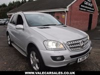 USED 2006 56 MERCEDES-BENZ M CLASS ML420 CDI SPORT 5 dr AUTO GREAT SPECIFICATION ML420 CDI