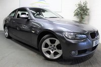 USED 2007 07 BMW 3 SERIES 2.0 320D SE 2d AUTO 175 BHP
