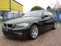 2009 BMW 3 SERIES 2.0 318D M SPORT 4d 141 BHP £7495.00