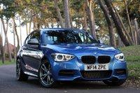 2014 BMW 1 SERIES 3.0 M135I 3d AUTO 316 BHP £17950.00