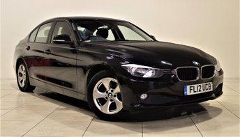 2012 BMW 3 SERIES 2.0 320D EFFICIENTDYNAMICS 4d AUTO 161 BHP £9975.00
