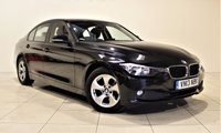 USED 2013 13 BMW 3 SERIES 2.0 320D EFFICIENTDYNAMICS 4d 161 BHP + 1 OWNER FROM NEW  +  AIR CON + AUX + BLUETOOTH