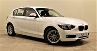 USED 2014 14 BMW 1 SERIES 1.6 116D EFFICIENTDYNAMICS 5d 114 BHP EXCELLANT CONDITION + WELL LOOKED AFTER