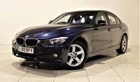 USED 2013 13 BMW 3 SERIES 2.0 318D SE 4d 141 BHP + 1 OWNER FROM NEW  +  AIR CON + AUX + BLUETOOTH