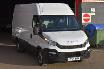 2014 IVECO-FORD DAILY 2.3 35S13V 5d 126 BHP MWB H/ROOF RWD DIESEL PANEL MANUAL VAN £10750.00