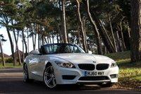USED 2010 60 BMW Z4 2.5 Z4 SDRIVE23I M SPORT ROADSTER