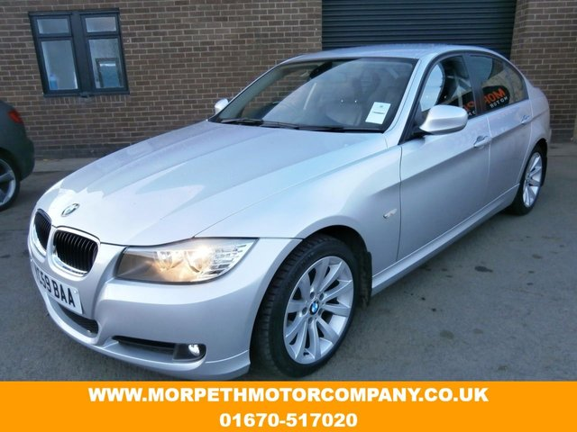 2009 59 BMW 3 SERIES 2.0 318D SE BUSINESS EDITION 4d 141 BHP