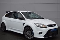 2010 FORD FOCUS 2.5 RS 3d 300 BHP £20500.00