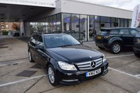 USED 2012 12 MERCEDES-BENZ C CLASS 2.1 C220 CDI BLUEEFFICIENCY EXECUTIVE SE 5d AUTO 168 BHP