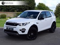 USED 2017 LAND ROVER DISCOVERY SPORT 2.0 TD4 HSE 5d AUTO 180 BHP  VAT QUALIFYING 2017 MODEL YEAR 2017 MODEL YEAR VAT QUALIFYING  LOW MILEAGE AUTOMATIC