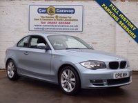 2010 BMW 1 SERIES 2.0 120I SE 2d 170 BHP £6488.00