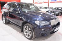 2010 BMW X5 3.0 XDRIVE35D M SPORT 5d AUTO 282 BHP £17285.00