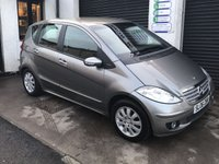 USED 2006 06 MERCEDES-BENZ A CLASS 2.0 A180 CDI ELEGANCE SE 5d AUTO 108 BHP Low mileage automatic..............