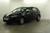 2009 VOLKSWAGEN GOLF 1.6 SE TDI DSG 5d AUTO 103 BHP £5994.00