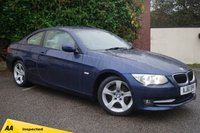 USED 2012 BMW 3 SERIES 2.0 318I SE 2d  * 128 POINT AA INSPECTED *