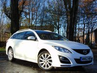 USED 2012 62 MAZDA 6 2.2 D TS2 5d BRAND NEW TIMING CHAIN JUST FITTED