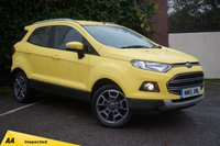 USED 2015 15 FORD ECOSPORT 1.0 TITANIUM 5d  * 128 POINT AA INSPECTED *