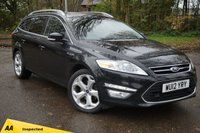 USED 2012 12 FORD MONDEO 2.0 TITANIUM X TDCI 5d  * 128 POINT AA INSPECTED *