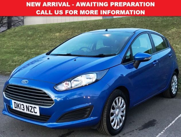 View our 2013 13 FORD FIESTA 1.5 STYLE TDCI 5d 74 BHP