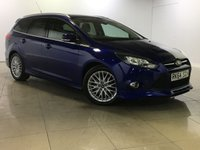 USED 2014 64 FORD FOCUS 2.0 ZETEC S TDCI 5d AUTO 161 BHP STUNNING EXAMPLE /MUST BE SEEN