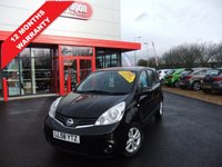 USED 2009 58 NISSAN NOTE 1.4 ACENTA 5d 88 BHP ****12 months warranty****