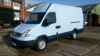 2010 IVECO-FORD DAILY 2.3 35S13V 1d 126 BHP 1 OWNER F/S/H 2 KEYS VERY CLEAN £6599.00