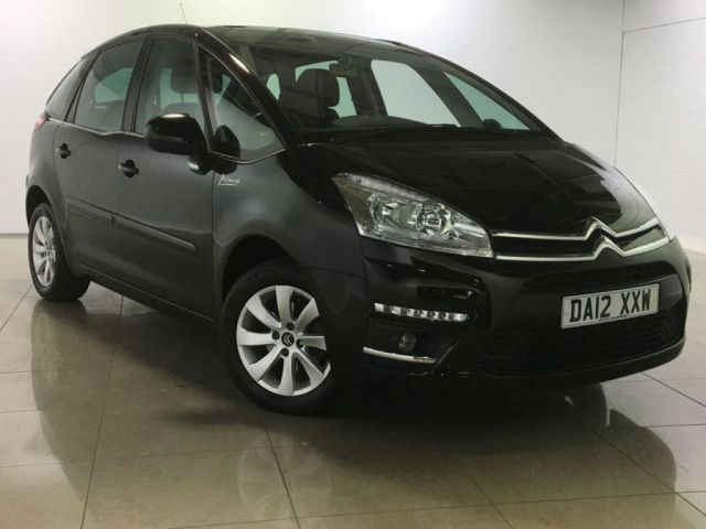 View our 2012 12 CITROEN C4 PICASSO 1.6 VTR PLUS 16V 5d 118 BHP