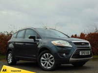 USED 2010 10 FORD KUGA 2.0 TITANIUM TDCI AWD 5d 128 POINT AA INSPECTED & 12 MONTHS FREE AA MEMBERSHIP